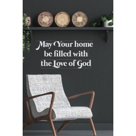 Kaart 'May your home' - 552590 - Puur 2020