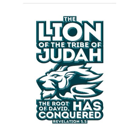 Creditcard The lion of Judah